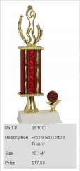 Profile Basketball Trophy