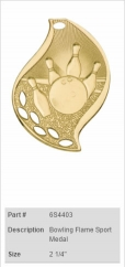 Bowling-Flame-Sport-Medal