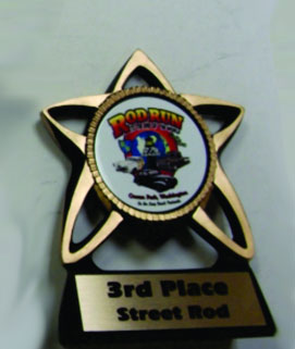 Resin Star Car Show Award #3