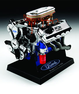 1/6 Scale Ford 427 SOHC Engine Car Show Award